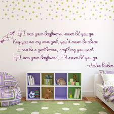 justin bieber wall art shenra com boyfriend wall sticker justin bieber wall art