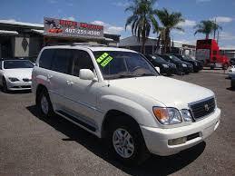 used lexus suv orlando fl 1999 lexus lx suv in florida for sale used cars on buysellsearch