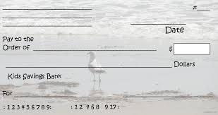 blank checks template contegri com business check stock vector