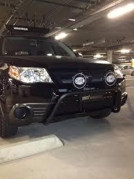 subaru matte black 2012 with general grabbers black steel wheels roof basket and