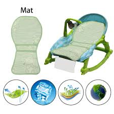 Baby Automatic Rocking Chair New Green Excellent Three Rocking Chair Baby Stroller Mat Bouncer