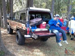 old jeep truck jeep wagoneer classic