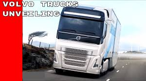 volvo trucks youtube volvo trucks unveiling at iaa 2016 youtube