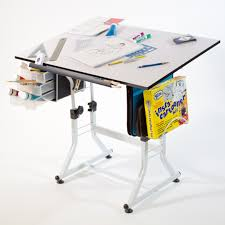 Futura Drafting Table Drafting Table Set Home Table Decoration