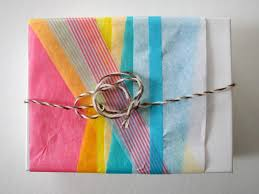 gift tissue paper creative gift wrapping ideas hgtv