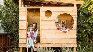 Build A Backyard Fort Create The Ultimate Backyard Fort Sunset