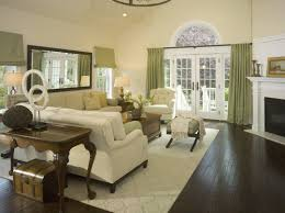 unbelievable flooring and decor funiture living room decor ideas in green and beige theme with