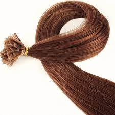 Light Brown Hair Extensions Light Brown Keratin Hair Extension U2022 Human Hair Extensions By