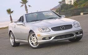 mercedes amg slk used 2002 mercedes slk class for sale pricing features