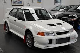 mitsubishi sports car white used 1999 mitsubishi evo iv vi for sale in stourbridge pistonheads