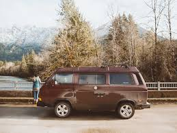 volkswagen wagon vintage rent a vintage vw van for your summer road trip condé nast traveler