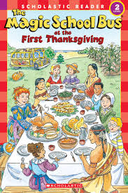 the magic school at the thanksgiving by joanna cole