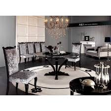 black lacquer dining room chairs black lacquer dining room set home design ideas and pictures