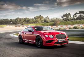 2017 Bentley Continental Supersports One Last Hurrah