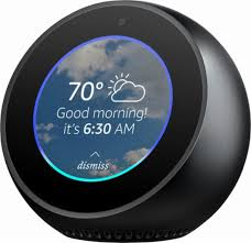 amazon movie black friday calendar amazon echo spot black b073sqyxtw best buy