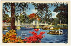 throwback thursday 15 vividly vintage postcards of boston