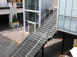outdoor staircase design signature architectural outdoor stair systems interior design with