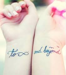 what matching tattoo should you get with your bff