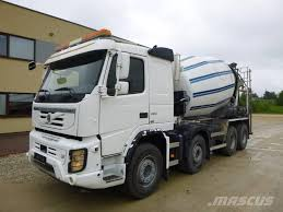 volvo 2013 truck used volvo fm460 8x4 euro5 intermix 10m3 only 117000km concrete