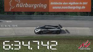 koenigsegg nurburgring assetto corsa 2014 koenigsegg one 1 nürburgring nordschleife