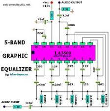 mega bass circuit using 4558 hubby project pinterest bass