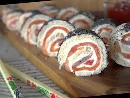 canap au saumon fum et mascarpone amuses bouches au saumon fume aperitifs aperos dinatoire