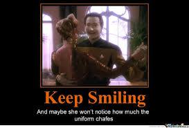 Keep Smiling Meme - keep smiling by singingpterodactyl meme center