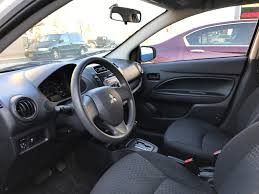 mitsubishi mirage 2015 interior used 2015 mitsubishi mirage hatchback 6 990 00