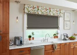 Valance And Drapes Custom Window Valances Budget Blinds