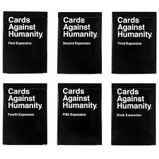 cards against humanity in stores all expansions 1 6 cards against humanity nz