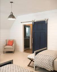 home hardware doors interior this contemporary home has barn doors on exposed tracks brass