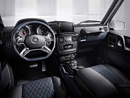 mercedes jeep 2015 black mercedes to offer g class fancification program u2013 news u2013 car and