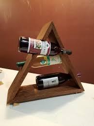 red oak wine rack gift album on imgur