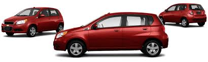 2010 chevrolet aveo aveo5 ls 4dr hatchback research groovecar
