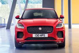 jaguar e pace revealed as all new small suv video performancedrive