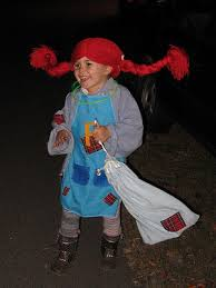 Pippi Longstocking Costume Literary Halloween Costume Ideas Design Dazzle