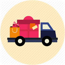 gift delivery delivery gift delivery shipping truck icon icon search engine