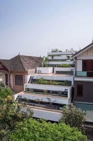 h u0026p architects design and style a sustainable house in ha tinh
