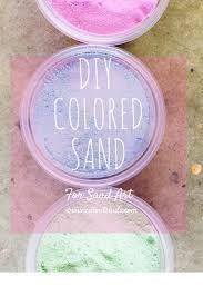 colored sand post cutoutskids
