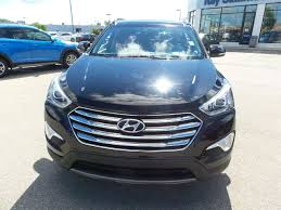 2013 hyundai santa fe limited pre owned 2013 hyundai santa fe limited w saddl suv in