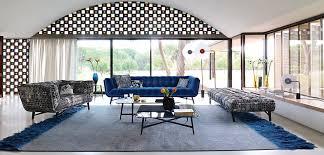 profile large 4 seat sofa nouveaux classiques collection roche