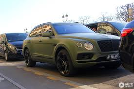 bentley bentayga 2016 price bentley bentayga 28 december 2016 autogespot