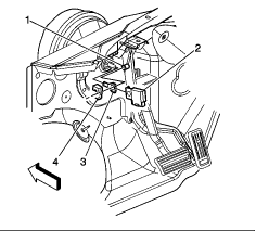 gmc brake light switch replacement what are the steps to replace the brake light switch on 2004 chevy
