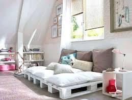 canapé lit palette canape lit palette faire un avec des palettes momentic me