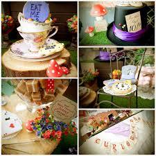 kara u0027s party ideas mad hatter tea party baby shower ideas decor