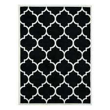 Area Rug Black Cheap Black And White Area Rugs Familylifestyle