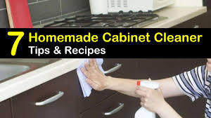 best diy cleaner for kitchen cabinets 7 amazingly easy diy cabinet cleaners