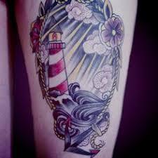 thigh tattoos mermaid u0026 lighthouse tattoos tattoo pinterest