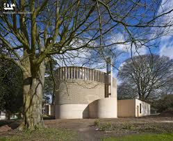 Walled Garden Ripon by Ripon Chapel Oxfordshire By Niall Mclaughlin Architects