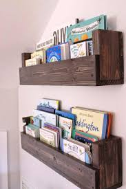 baby room improvement with nursery bookshelf
